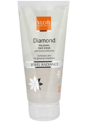 VLCC Diamond Polishing Face Scrub