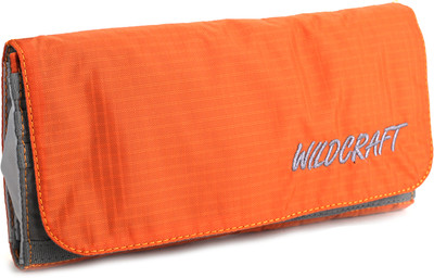 Wildcraft Wallet in Yummy Orange Color