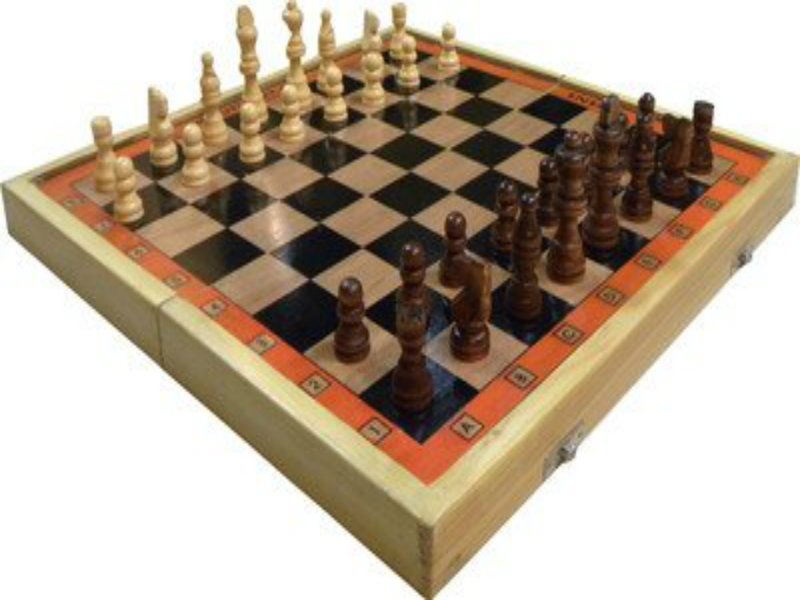 Wood O Plast Chess Box, Chess Box