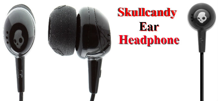 Skullcandy S2DUDZ-003 In Ear Headphone